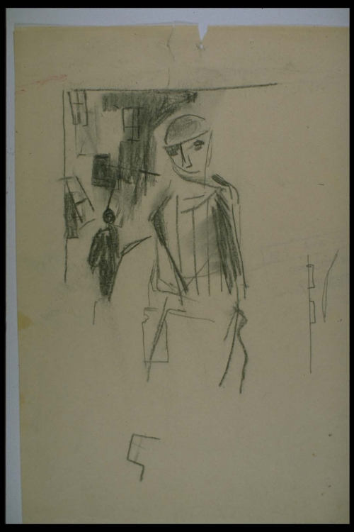 Study for Autumn, Leningrad, 1962–65