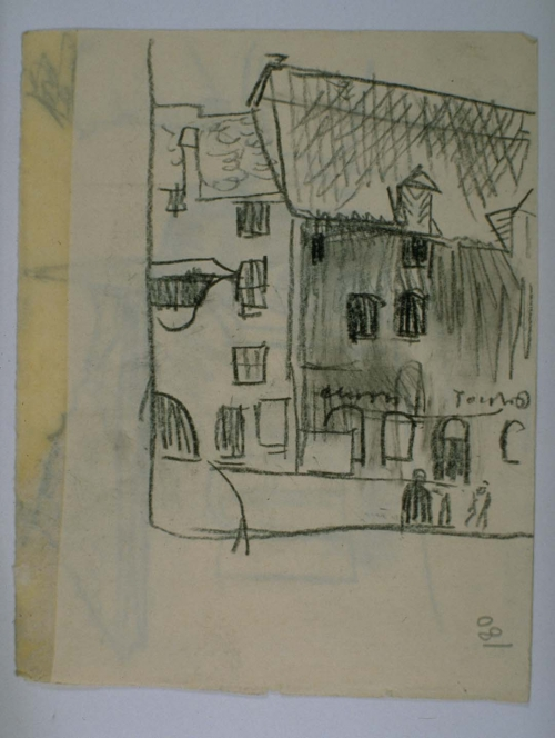 Untitled, Tallinn region, Dzintari (?), 1963-1965