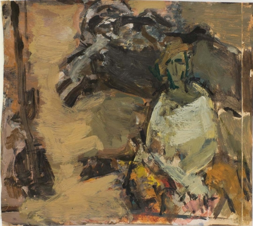 Untitled, from the series Miners, Leningrad, 1960–63