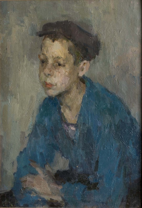 Portrait of a Boy, 1950
