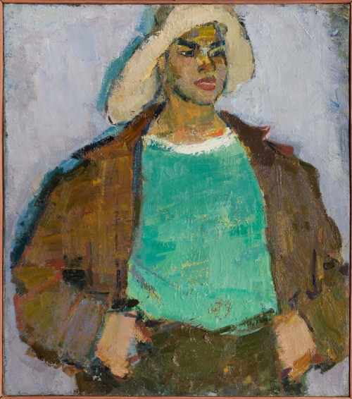 Portrait of a Worker, 1958