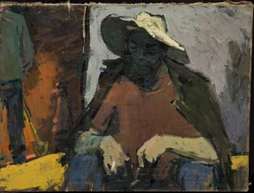 Worker in the Urals, ca. 1958 - 1961