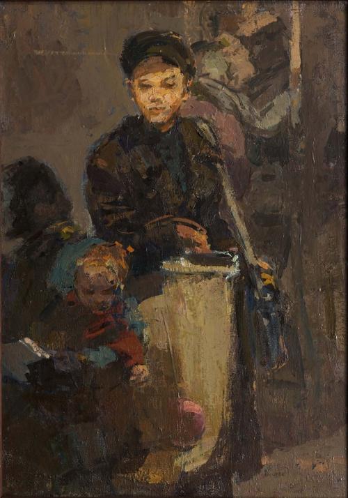 Craftsmen-Apprentices, 1954-1958