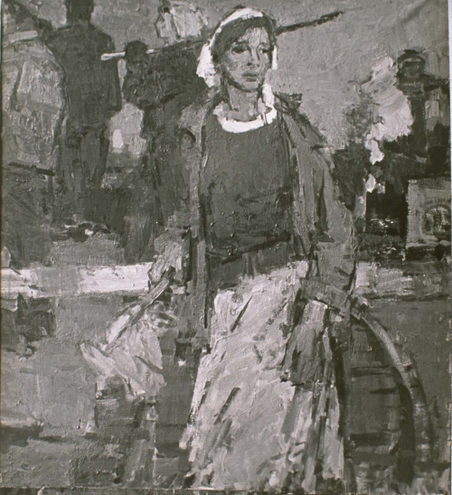 Switcher (Railway Pointer), Leningrad, 1959–63