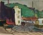 Mount Vysokaya. Railway Tracks. Nizhny Tagil, 1958