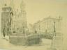 Griboedov Channel, Leningrad, Leningrad, 1946