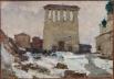 Belfry, Pskov, 1957
