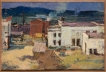 Nizhny Tagil, 1958. Oil on canvas