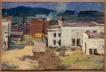 Nizhny Tagil, 1958. Oil on canvas